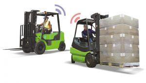 Forklift Çarpışma Önleme Sistemleri