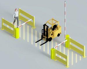 Forklift Erken Uyarı Sistemi