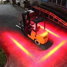 Forklift ve Yaya İkaz İşaret Lambası